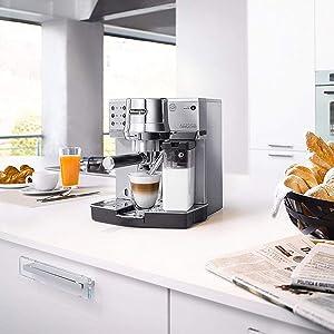 italian design coffee machine