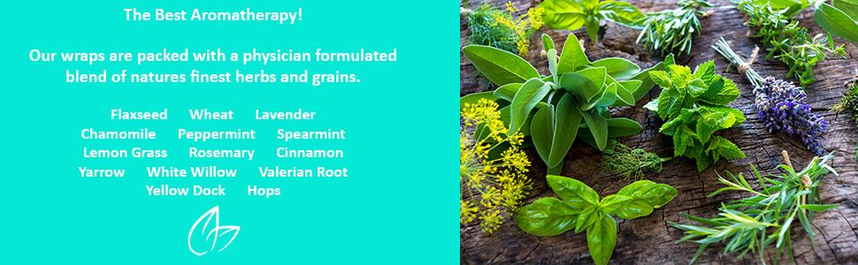 Amazon.com: Herbal Concepts Hot & Cold Neck & Shoulder