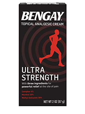 Ultra Strength BENGAY Cream