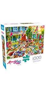 Yard Sale - 1000 Piece Jigsaw Puzzle