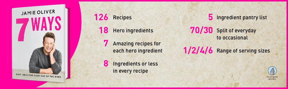 7 Ways Jamie Oliver