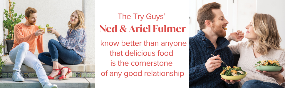 try guys, date night, couples, relationships, cookbook, romance, dating, youtube