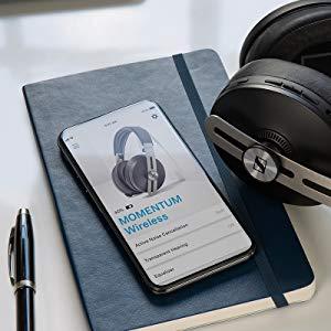 MOMENTUM Wireless Smart Control App