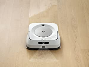 Irobot Braava Jet M6 6110 Ultimate Robot Mop Wi Fi Connected Precision Jet Spray Smart Mapping Works With Alexa Ideal For Multiple Rooms