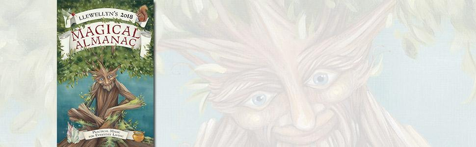 Amazon.com: Llewellyns 2018 Magical Almanac: Practical ...