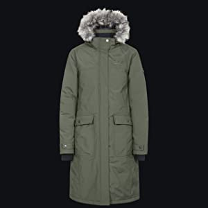 buying cheap new concept free shipping Trespass Women's Munros Down Jacket: Amazon.co.uk: Clothing