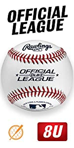 18 Count RFBP12SY Rawlings Fastptitch Softballs and Bucket