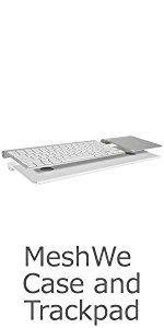 Bluefin Meshwe Apple trackpad magic keyboard tray accessory