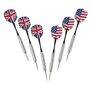 UK and United States Darts