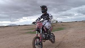 The 70DX Dirt Bike