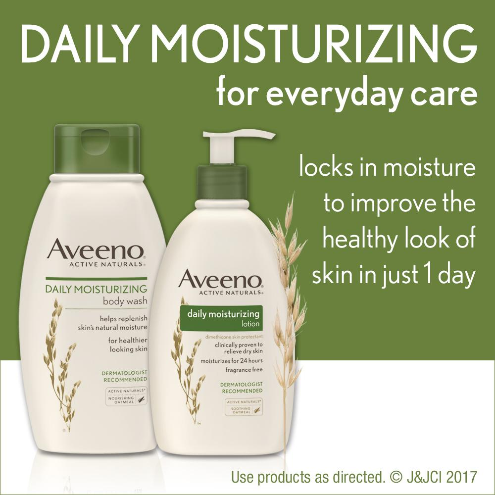 Amazon Com Aveeno Baby Daily Moisture Lotion With Natural