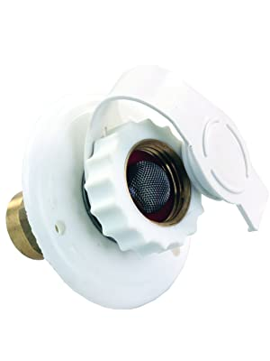 JR Products City Water Flange