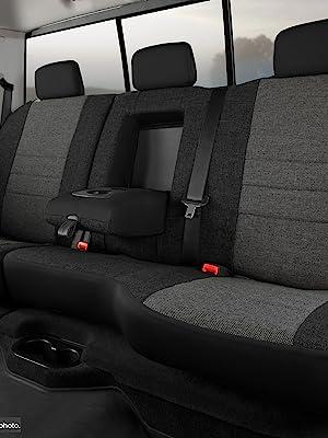Oe Charcoal Rear Seat