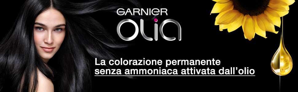 olia, colorazione permanente, senza ammoniaca, olio, garnier, tinta, tinta capelli, capelli bianchi