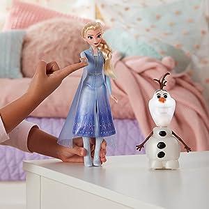 Frozen 2, Elsa, Olaf, Arendelle, bambola Frozen, Bambola elsa