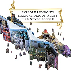 Explore London's magical Diagon Alley like never before