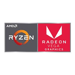 AMD Ryzen 5 3500U Radeon Vega 8グラフィックス