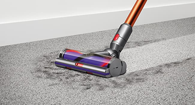 dyson v10 absolute sans fil aspirateur main cyclone vacuum cleaner garantie fr ebay. Black Bedroom Furniture Sets. Home Design Ideas