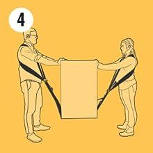 Step 4 LIFT & MOVE