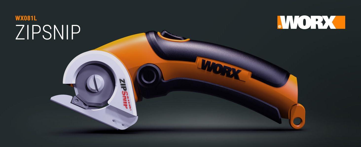 WORX WX081L ZipSnip Cutting Tool