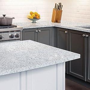 Amazon Com Giani Countertop Paint Kit White Diamond