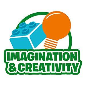 lego imaginación, lego creativo