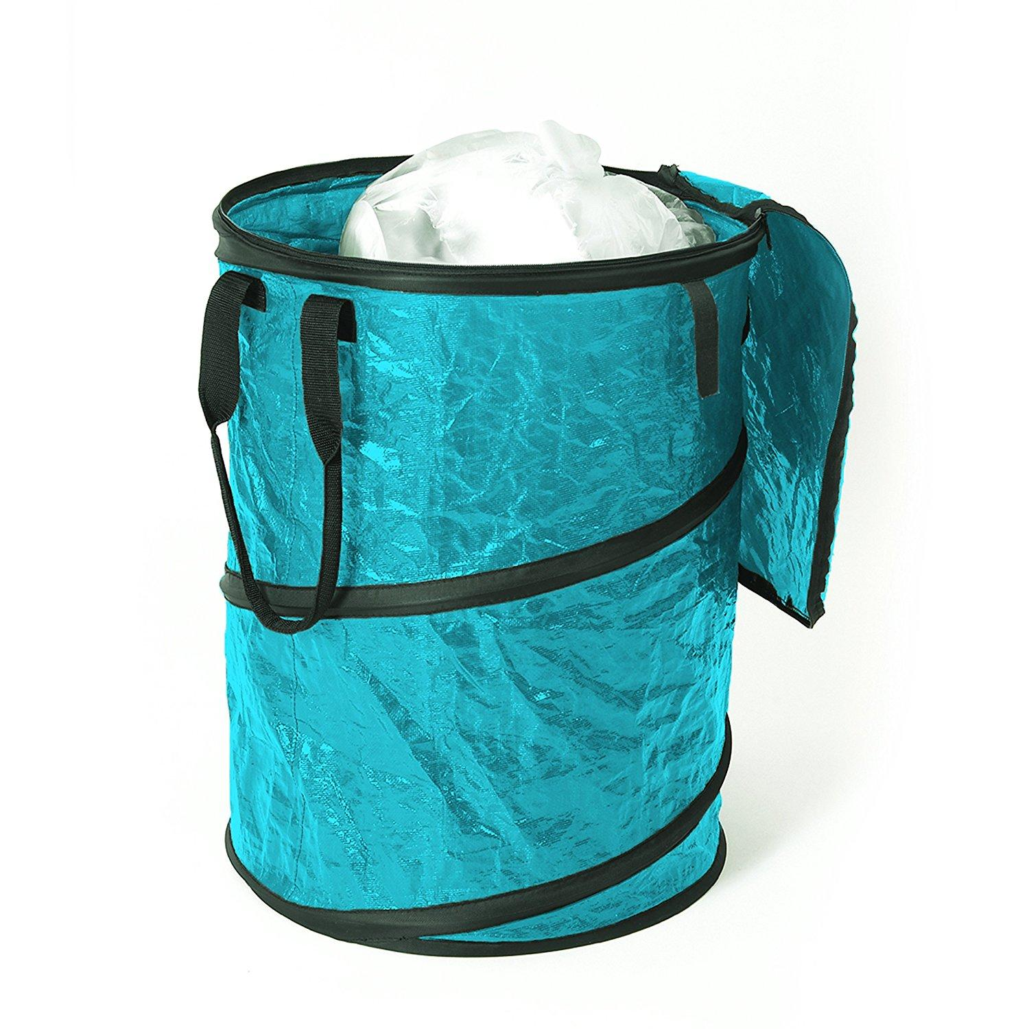 Stansport collapsible campsite carry all - Collapsible trash bins ...
