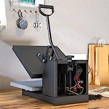 Press Heat Machine