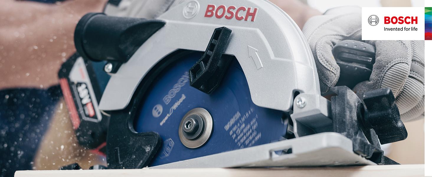 bosch professional, expert for wood, trä, cirkelsågklinga, sladdlös cirkelsåg