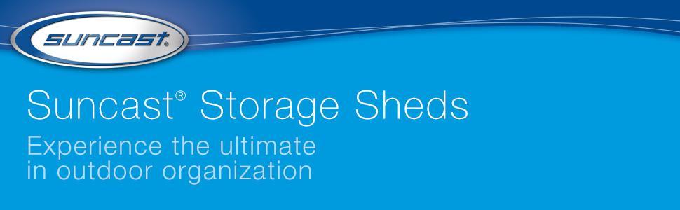 storage sheds, outdoor storage, storage solutions, suncast