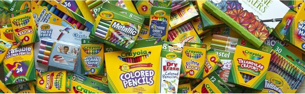 Crayola Banner