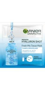 Fresh Mix Tissue Mask Hyaluronic acid