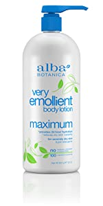 Very Emollient Maximum Body Lotion