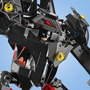 LEGO DC Batman: Batman Mech vs.  Poison Ivy Mech