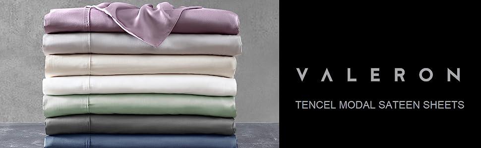 Valeron TENCEL Modal Sateen Sheets