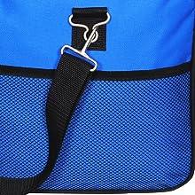 side mesh pocket