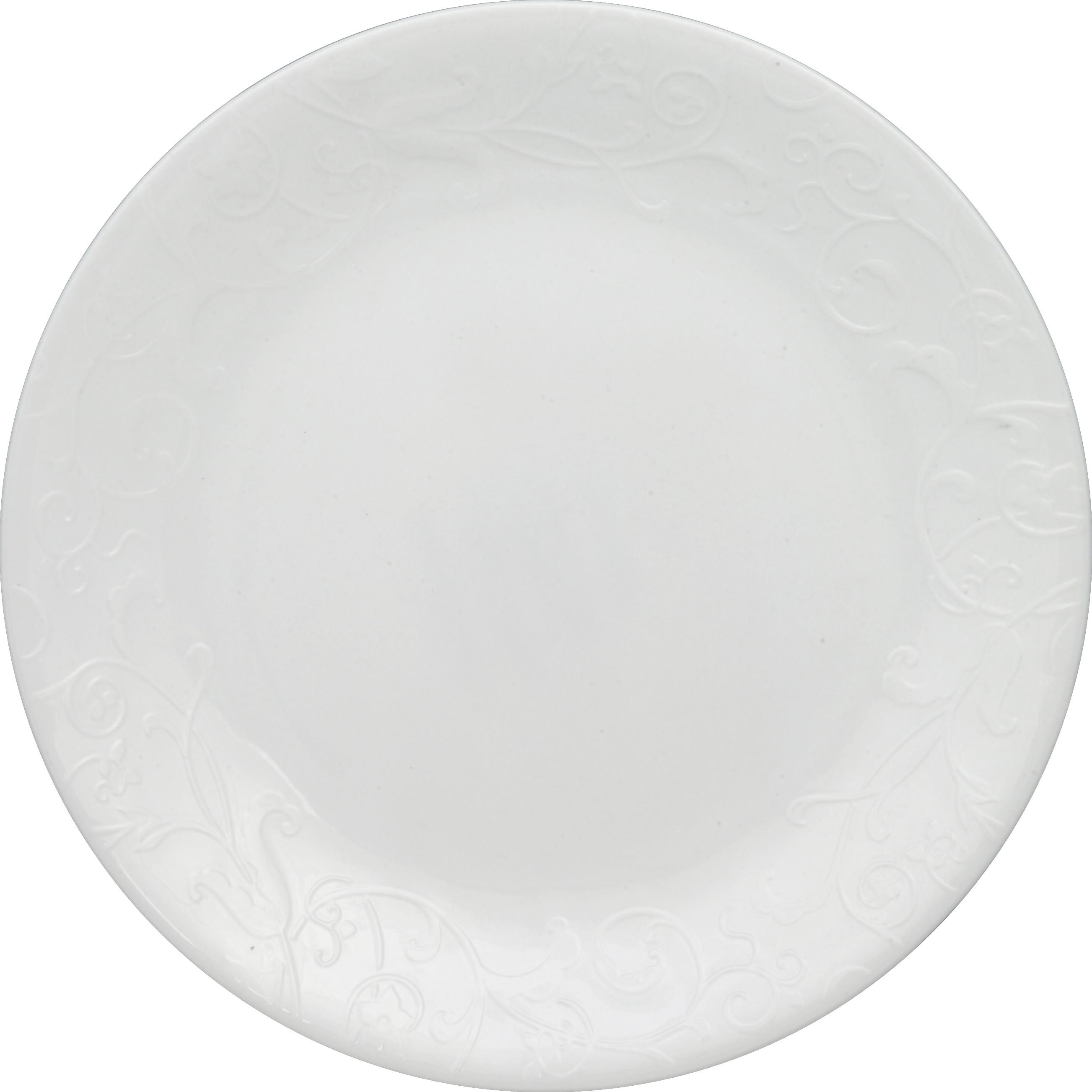 Amazon Com Corelle Embossed Bella Faenza 16 Piece
