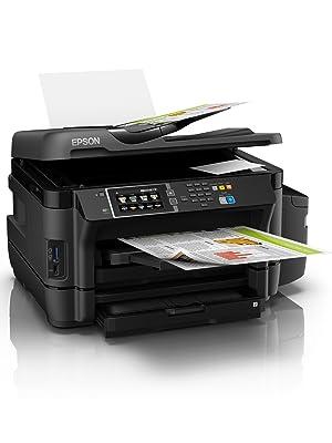 Epson EcoTank ET-16500 - Impresora, color negro: Epson: Amazon.es ...