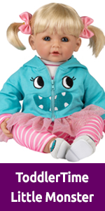 reborn toddler baby doll real life girls adora that look bebes looking lifelike bebe babies toddlers
