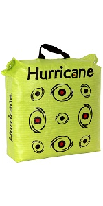 Field Logic Hurricane Storm Expanding Archery Target