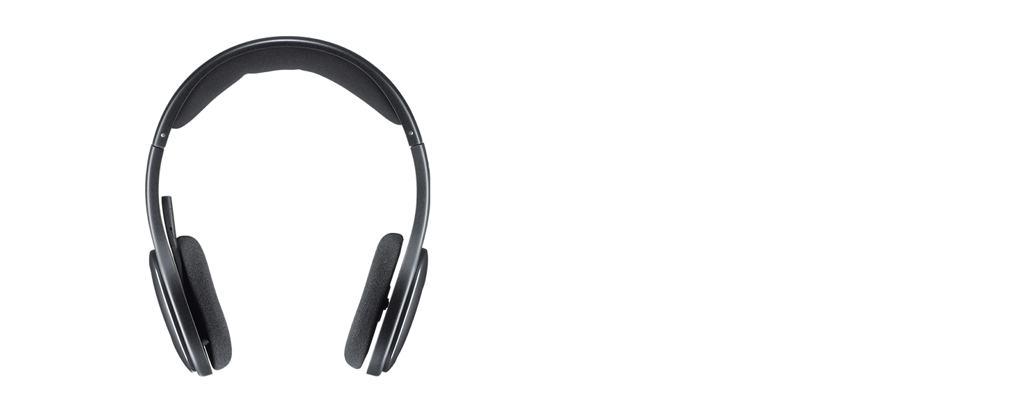 6b9a62d96df Amazon.com: Logitech H800 Bluetooth Wireless Headset with Mic for PC ...