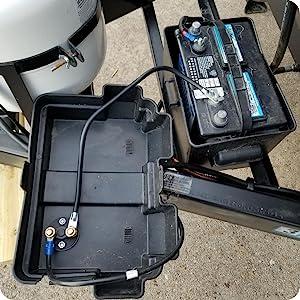 Ampper Battery Cut Off Switch