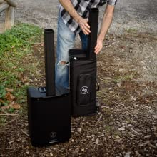 Mackie, SRM-Flex, Portable PA system, Column
