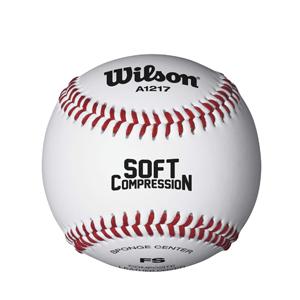 Wilson WTA1217B Pelota de Béisbol, Scb Baseball L1, Cubierta de ...
