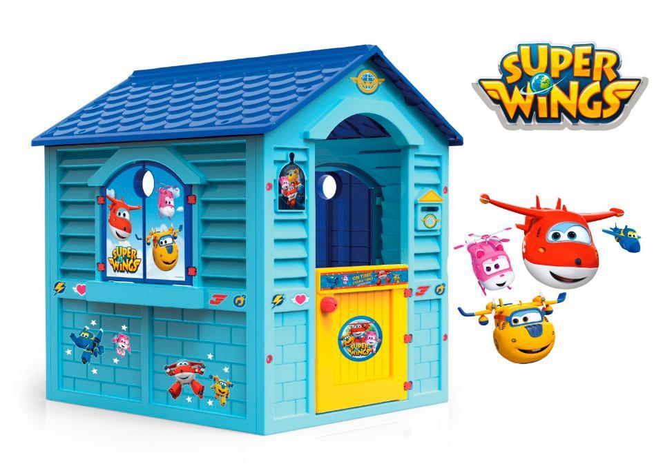 Super Wings - Casita (Chicos 89517.0): Amazon.es: Juguetes y juegos