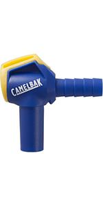 camelbak, drink tube, water bladder valve, water reservoir valve, shut off valve, camelbak reservoir