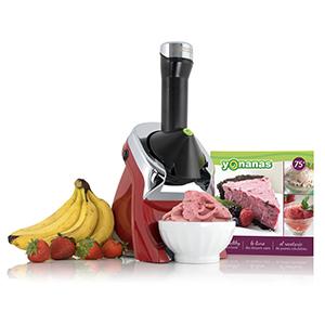 Yonanas Deluxe Fruit Soft Serve Machine