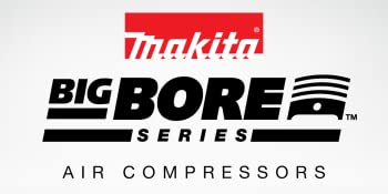 makita big bore air compressors series