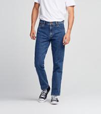 texas wrangler straight jeans men