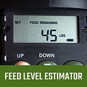 feed level timer